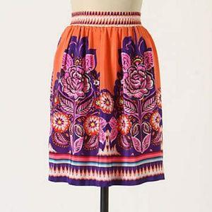 10 Edme & Esyllte Anthro Phosphorescence Skirt